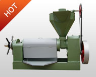 YZS-130 screw oil press making machine