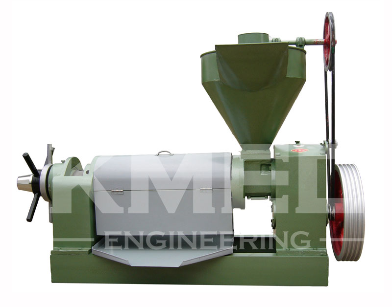 YZS-130 screw oil press