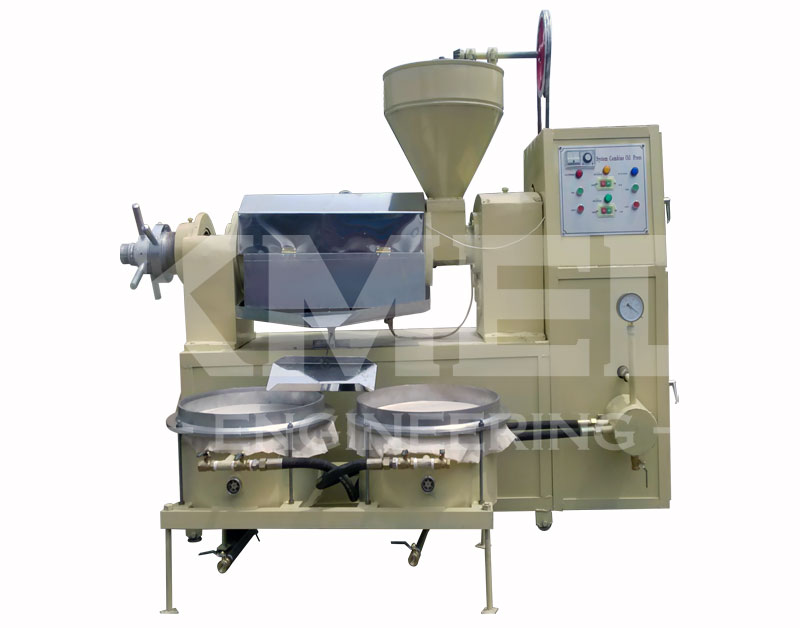 YZS-130A integrated oil press