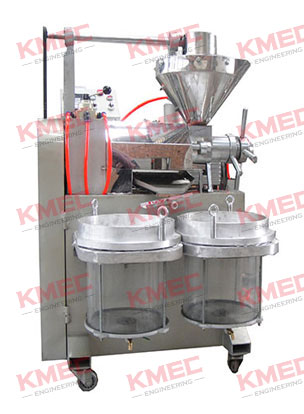 YZS-70 automatic oil expeller for sesame seeds
