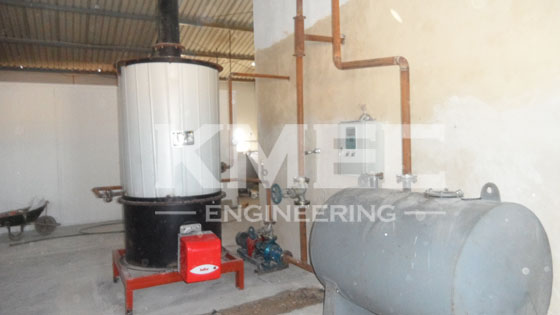 conductive oil furnance of seal oil refining line