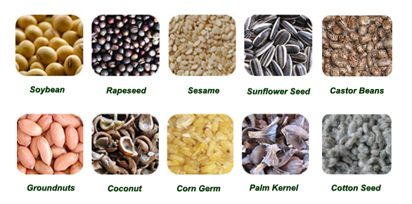 oil material for you to choose