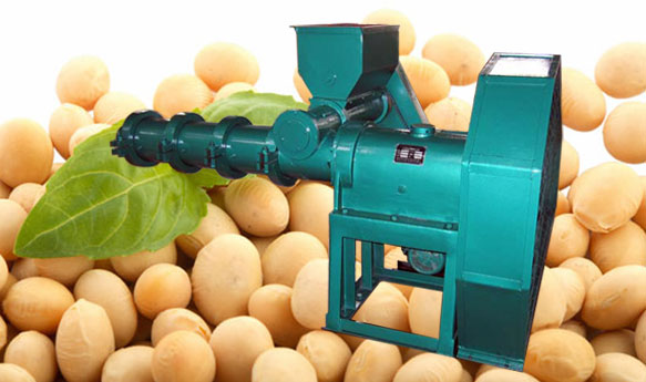 screw extruders for soybean seeds