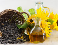 sunflower seed oil and extraction