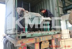 25TPD soybean oil pressing line export to Ghana
