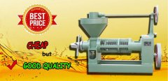 purcahse cheap oil press from China