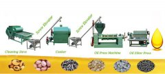 small cooking oil extraction unit