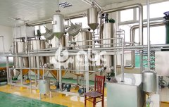small palm kernel oil refinery assembly unit