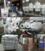 small set of sunflower seed oil production line Moldova