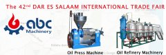 ABC Machinery Will Attend 42nd DITF in Tanzania