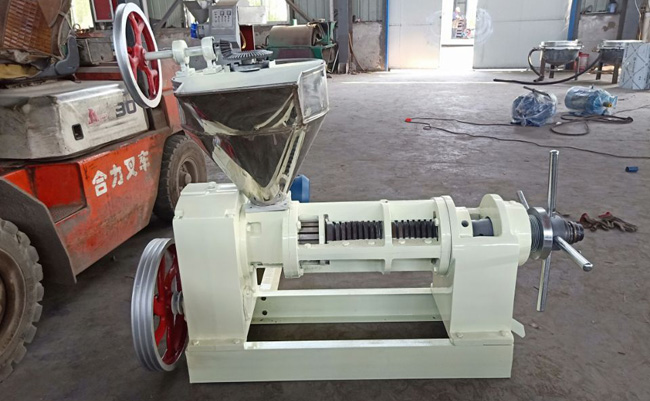 yzs-95 screw oil press machine for sales